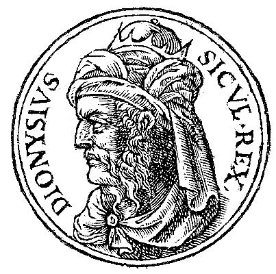 Dionysius: Not a wrestler.